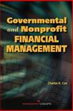 Governmental and Nonprofit Financial Management, Charles K. Coe, 1567261833