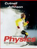Physics, Cutnell, John D. and Johnson, Kenneth W., 0471151831