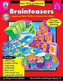Brainteasers 2-3, Carson-Dellosa Publishing Staff, 0887241840