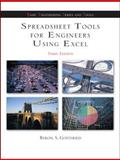 Spreadsheet Tools for Engineers Using Excel, Gottfried, Byron S., 0072971843