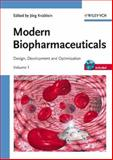Modern Biopharmaceuticals : Design, Development and Optimization, , 352731184X