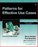 Patterns for Effective Use Cases, Adolph, Steve and Bramble, Paul, 0201721848