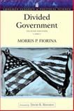 Divided Government, Fiorina, Morris P., 0321121848