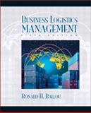 Business Logistics Management, Ballou, Ronald H., 0130661848