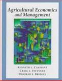 Agricultural Economics and Management, Casavant, Kenneth L. and Bridges, Deborah, 0136601847