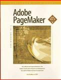 Adobe PageMaker 6 for Windows 95, Adobe Creative Team, 1568301847