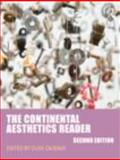 The Continental Aesthetics Reader, , 0415481848