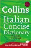 Collins Italian Concise Dictionary, HarperCollins Publishers Ltd. Staff, 0061141852