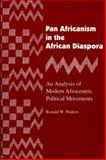 Pan Africanism in the African Diaspora 9780814321850