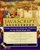 The JavaScript Sourcebook, Gordon McComb, 0471161853
