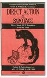 Direct Action and Sabotage! : Three Classic IWW Pamphlets, Flynn, Elizabeth Gurley, 0882861859