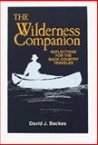 A Wilderness Companion, David Backes, 155971185X