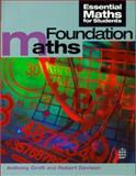 Foundation Maths, Croft, A., 058223185X