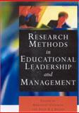 Research Methods in Educational Leadership and Management, , 0761971858