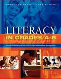 Literacy in Grades 4-8 : Best Practices for a Comprehensive Program, Cecil, Nancy Lee and Gipe, Joan P., 1890871850