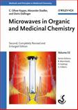 Microwaves in Organic and Medicinal Chemistry, Kappe, C. Oliver and Stadler, Alexander, 3527331859