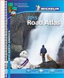 Michelin North America Road Atlas 2015, Michelin, 2067191861
