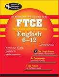 FTCE English 6-12, Rosen, David and Mendoza, Alicia, 0738601861