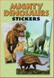 Mighty Dinosaurs Stickers, Jan Sovak, 0486451860