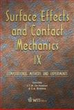Surface Effects and Contact Mechanics IX : Computational Methods and Experiments, , 1845641868