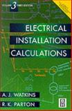 Electrical Installation Calculations, Watkins, A., 0340731869