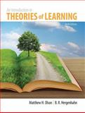 An Introduction to Theories of Learning, Olson, Matthew H. and Hergenhahn, B. R., 0205871860