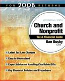 Zond 2009 Chu/nonprofit Tax Fin Gde, Dan, Busby and Elshof, Phyllis Ten, 0310261864