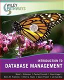Introduction to Database Management, Gillenson, Mark L. and Kriegel, Alex, 0470101865