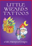 Little Wizards Tattoos, Robbie Stillerman, 0486421864