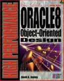 High Performance Oracle 8 Object Oriented Design, Tytler, Rick, 157610186X
