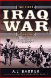 The First Iraq War, 1914-1918, A. J. Barker, 1929631863