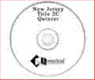 New Jersey 2C Quizzer (Computerized),, 1889031860