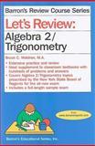 Let's Review Algebra 2/Trigonometry, Bruce Waldner, 0764141864