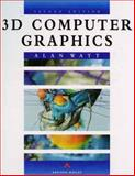Three-D Computer Graphics, Watt, Alan, 0201631865