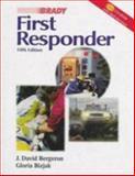First Responder, Bergeron, J. David and Bizjak, Gloria J., 0835951863