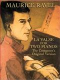 La Valse for Two Pianos, Maurice Ravel, 0486441873