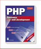 PHP Fast and Easy Web Development, Meloni, Julie C., 193184187X