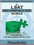 The LSAT Deconstructed, Volume 62, David M. Killoran and Steven G. Stein, 0982661878
