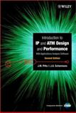 Introduction to IP and ATM Design and Performance : With Applications Analysis Software, Pitts, J. M. and Schormans, J. A., 047149187X