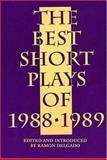 The Best Short Plays, Ramon Delgado, 1557831874