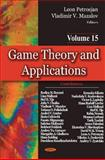 Game Theory and Applications, Petrosjan, Leon and Mazalov, Vladimir, 1614701873
