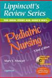 Pediatric Nursing, Muscari, Mary, 0781721873