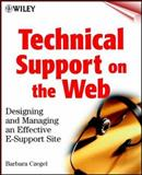 Technical Support on the Web, Barbara Czegel, 0471391875