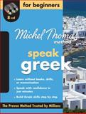 Michel Thomas Method Greek for Beginners with Eight Audio CDs, Garoufalia-Middle, Hara, 0071701877