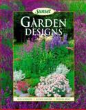 Garden Designs, Sunset Publishing Staff, 0376031875