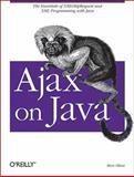 Ajax on Java, Olson, Steven Douglas, 0596101872