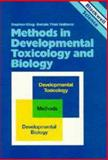 Methods in Developmental Toxicology and Biology, Thiel, Renate, 0632041870