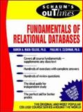 Schaum's Outline of Fundamentals of Relational Databases, Mata-Toledo, Ramon A. and Cushman, Pauline K., 007136188X