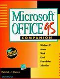 Microsoft Office 95 Companion, Burns, Patrick J., 1566041880