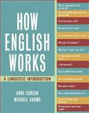 How English Works : A Linguistic Introduction, Adams, Michael and Curzan, Anne, 0321121880